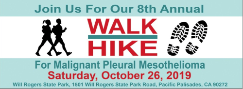 Pacific Meso Center's 8th Annual Walk